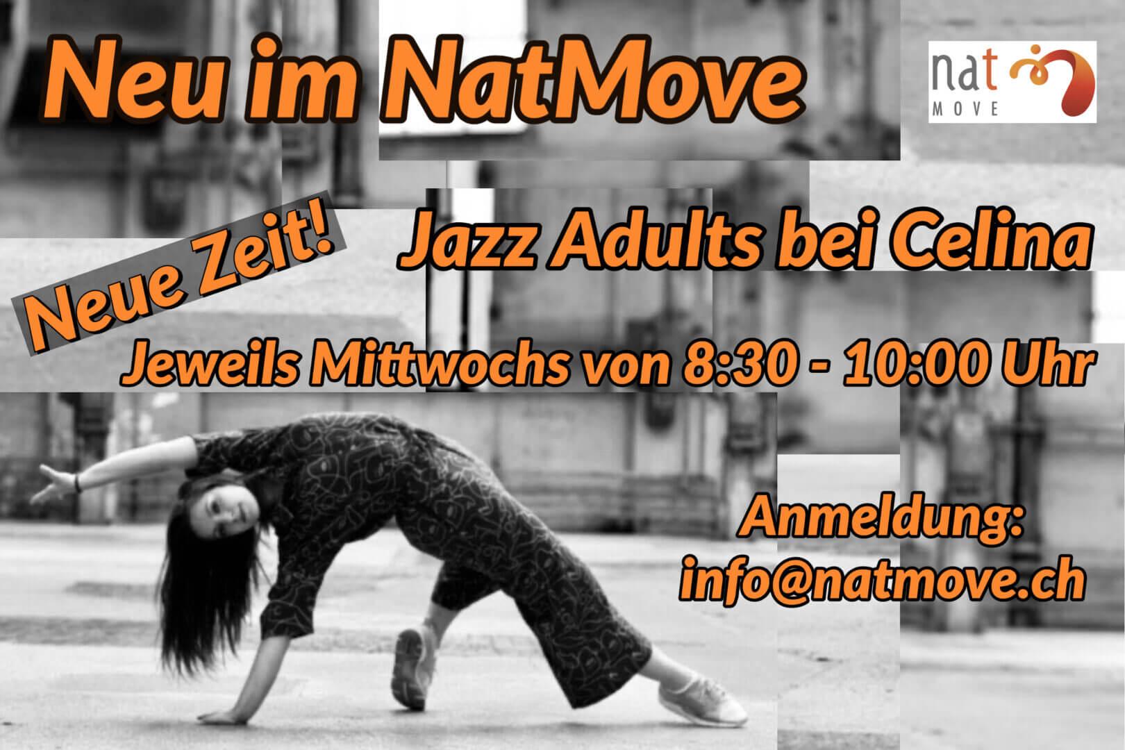 Celina Jazz NewNeueZeitNatMove