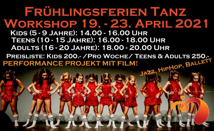 Workshop Frühling 2021