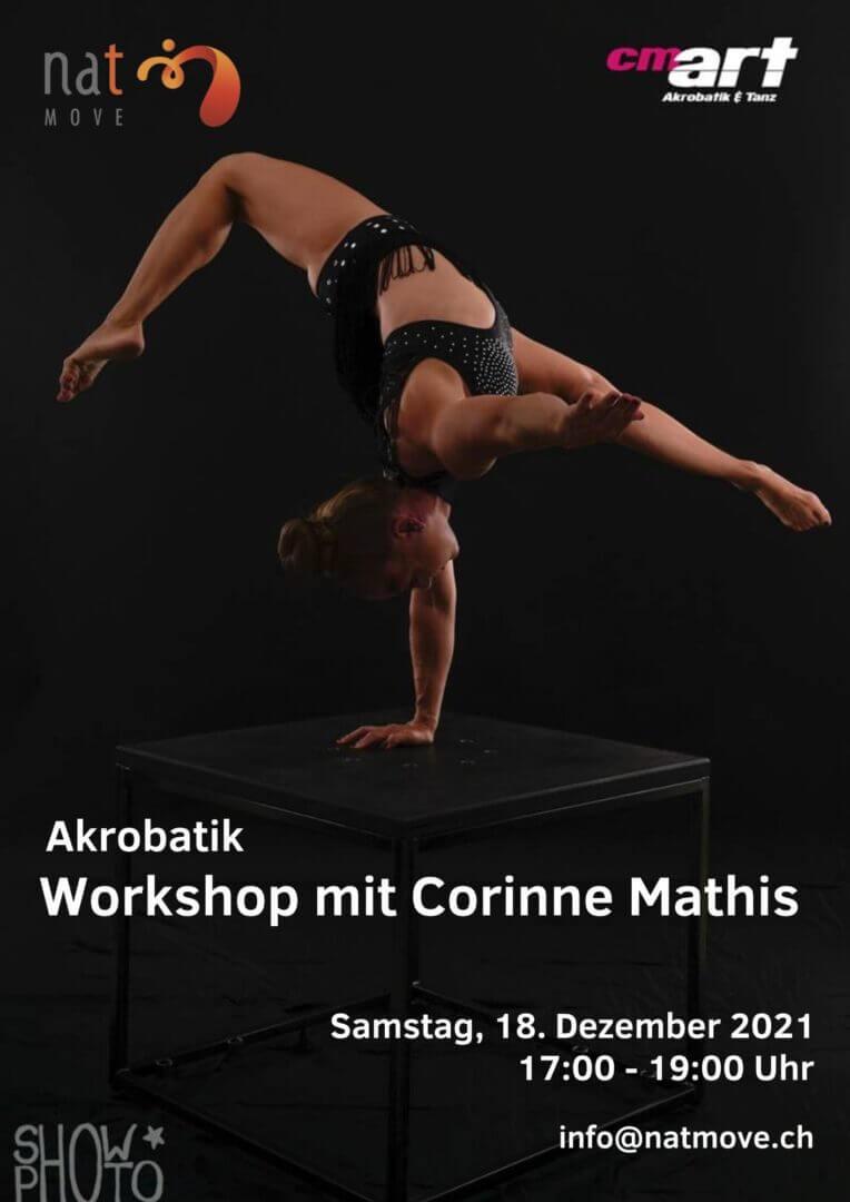 Workshop mit Corinne